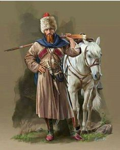 Cherkess Circassian Kabardin