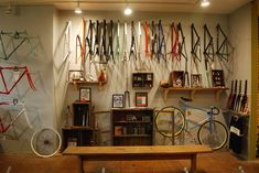 BICYCLE STORES 718 Cyclery Brooklyn 04 BICYCLE STORES!  718 Cyclery, Brooklyn