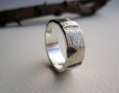 Silver RingWood