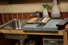 Sink, Kitchen, Furniture, Home Decor, Sink Tops, Vessel Sink, Cooking, Decoration Home, Room Decor