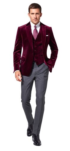 By Dolzer, this velvet-topped ensemble makes me think of the Holidays... particularly Xmas & New Year's Eve.-  L.M. Ross