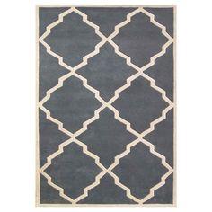 Found it at Wayfair - Casablanca World Classic Geometric Blueish Grey Rug