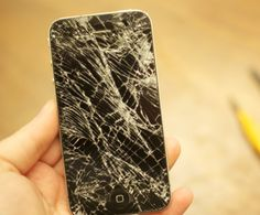 Recover Data from a Broken Screen iPhone on 4, 4s, 5 and 5S
