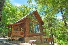 Good Times - You will definitely have good times in this 2 bedroom cabin! Click here to see more: http://americanmountainrentals.com/cabin-detail/?cid=125