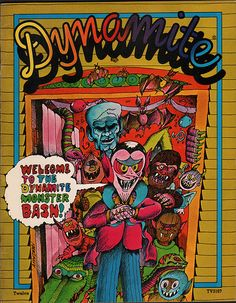 dynamite magazine - Google Search