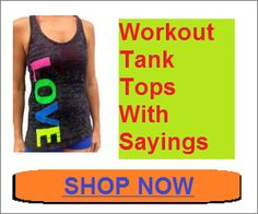 workout tank tops with sayings