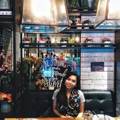 Looking for a cozy coffee shop to hangout with your friends? Well, this garden-themed coffee shop is now live on my blog! See more beautiful photos  Link is on my bio, loves! bloggers #beautyblogger #beautyblog #beautyreviews #blogging #bloggingtips #blog #summer #beautyproducts #beautyproductsph #bloggerph #instamakeup #cosmetic #cosmetics #instafollow #instalike #fashion #lipstick #gloss #mascara #palettes #eyeliner #lip #eyes #eyebrowgame #lashes #lash  #beauty #beautiful #annewndreats