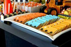 decoração de festa infantil caminhão - Pesquisa Google