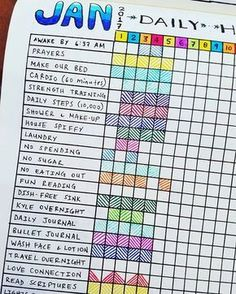 Top Ten bullet journal page ideas that will help life just a little easier. Get inspired by these brilliant bujo themes and pages! Journal Español, Daily Journal, Journal Ideas, Journal Layout, How To Bullet Journal, Bullet Journal Inspiration, Bullet Journal With Lines, Bullet Journal Spending Tracker, Bullet Journal Exercise Tracker