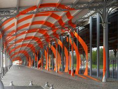 Playing with Perspective in Paris: New Optical Illusion Art | Urbanist