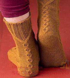 Crochet Socks, Knitting Socks, Hand Knitting, Knit Crochet, Knitting Patterns, Lace Socks, Sexy Socks, Cool Socks, Awesome Socks