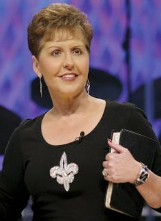 AN UNSELFISH ATTITUDE - JOYCE MEYER ~ Anointed Messages Sermon Notes