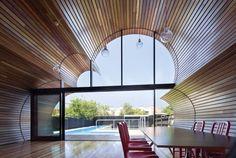 Wolke-Haus in Melbourne von McBride Charles Ryan Homesthetics Hinterhof design