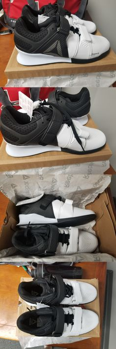44c18f10cf1 clothing and accessories  Reebok Legacy Lifter - Men S Size 8 - New In Box  - Black White -  BUY IT NOW ONLY   179.95 on eBay!