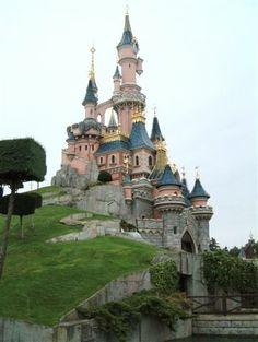 Castle in France.