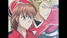 Himura X Mamori - Eyeshield 21
