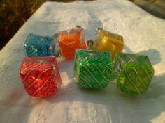 resina tiradores de cajon con caramelos sugus