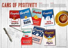 Cans of Positivity