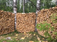 Firewood Rack, Firewood Storage, Washington Houses, Portable Shelter, Natural Fence, Diy Garage Storage, Wood Shed, Fire Powers, Outdoor Projects