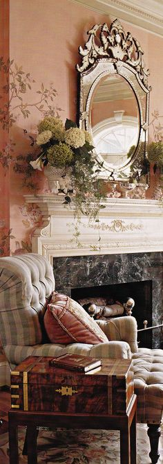 Marshall Watson Interiors | Beautiful Living Room