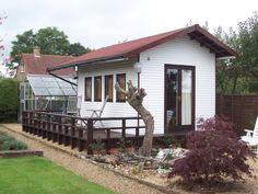 IOW Garden Rooms Centre - Tennyson Garden Room Range