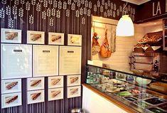 La Baguetteria - Paninoteche - Arredamento ristoranti Roma - Ristoranti pizzerie bar paninoteche gelaterie pasticcerie - Ristrutturazione locali pubblici - RPM Proget