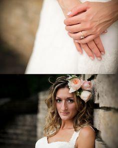 Stephanie : Bridal   Oak Brook Wedding Photographer