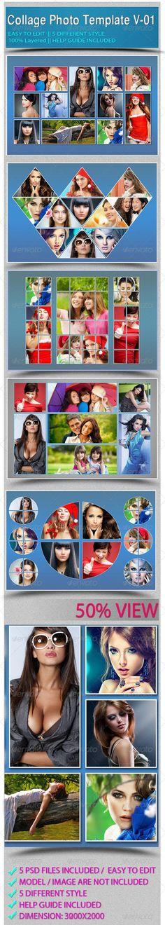 10 Picture Black Frame Set | Products | Pinterest
