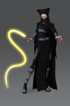 Looks like Lumiya will be in Star Wars Rebels