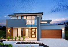 Metricon Home Designs: The Liberty - Vogue Facade. Visit www ...
