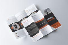 Business Tri Fold Brochure by Leza on Creative Market