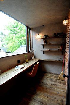 Japanese Modern House, Japanese Home Decor, Home Room Design, Home Office Design, House Design, Interior And Exterior, Interior Design, Interior Minimalista, Secret Rooms
