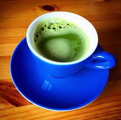 Für die #Fastenzeit habe ich eine Alternative zum meinem genussvollen täglichen Bio-#Espresso gesucht und bin aktuell bei #Macha angekommen ;) Tipps? #Sasbachwalden #fasten