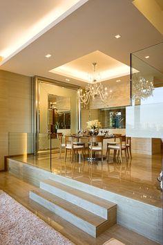 Home Room Design, Dream Home Design, Home Interior Design, Dream House Interior, Luxury Homes Interior, Living Room Lighting Design, Living Room Designs, Bungalow House Design, Modern House Design