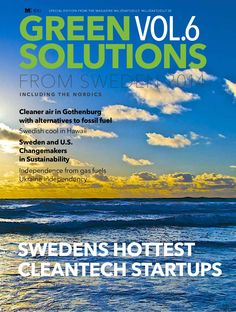 boka plats - book your spot in the New Green Solutions from Sweden & Nordics Magazine by Lars Ling   (+3k) via slideshare