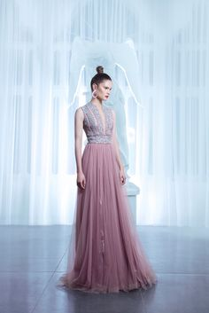 NICOLAS JEBRAN | Spring Summer 2015 Couture