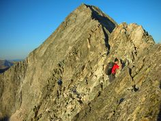 I love climbing Co's 14ers. I have climbed 13 of them...and want to do many more!