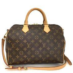 0f64161dacb1 Louis Vuitton Monogram Speedy Bandouliere 30 2way Shoulder Hand Bag   oBHE  x  fashion