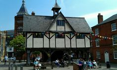 Market Harborough in Leicestershire, Leicestershire