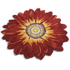 Blossom Flower Outdoor Rug