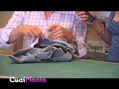 Cucimania #13 - Come inserire un elastico - YouTube