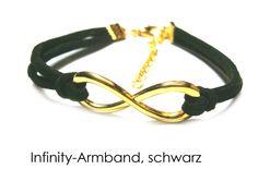 Armband+schwarz+von+DeineSchmuckFreundin+-+Schmuck+und+Accessoires+auf+DaWanda.com