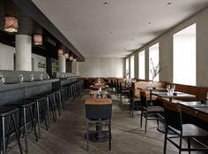 Musling Restaurant in Copenhagen, Denmark by Space Copenhagen | http://www.yellowtrace.com.au/musling-restaurant-space-copenhagen/