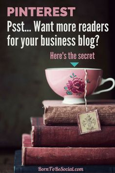 HOW TO ATTRACT MORE READERS TO YOUR BUSINESS BLOG WITH PINTEREST - On Pinterest, your potential customers are constantly looking for inspiration, not only for their leisure activities, but also for business ideas and advice. Here's how you attract more readers to your blog with Pinterest.   via #BornToBeSocial, Pinterest Marketing & Consulting   Your Pinterest Partner