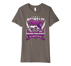2afb8a9ce933bd Womens Mountain biking cycling fitness gym sports gift tshirt XL Asphalt  *** Details can be found by clicking on the image. Note: It's an affiliate  link to ...