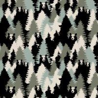 Sweat Camouflage Bear 20 x 160 cm