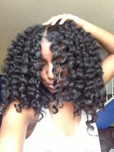 Olive Oil EcoStyler Gel Twist Out [Video] - http://community.blackhairinformation.com/video-gallery/natural-hair-videos/olive-oil-ecostyler-gel-twist-out-video/