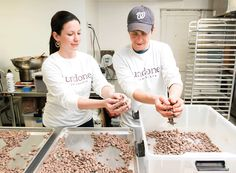 As the number of bean-to-bar producers in D.C. grows, many have developed ingenious ways to make their chocolate distinct.