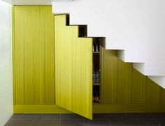 10 clever uses for the space under the stairs - Bob Vila