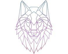 Bildergebnis für Wolf Silhouette